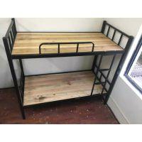 铁床 现代中式 重庆宿舍双层铁床 批发