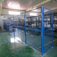 朋英厂家供应喷塑 镀锌丝车间框架护栏网
