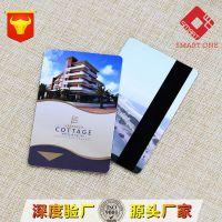 胶印丝印PVC高抗抵抗磁条卡智能彩卡IC卡会员卡加油卡门票卡