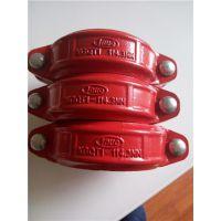 黑龙江沟槽管件、潍坊一诺机械(图)、沟槽管件wfbear