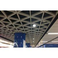 广东德普龙聚脂漆喷涂铝合金格栅安装简单厂家报价