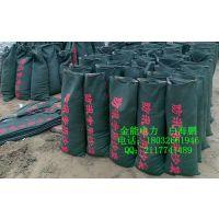 长沙消防沙袋高密度加厚帆布不漏沙