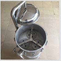 广州厂家热销双极袋式过滤设备 液体粗滤除杂质提纯设备批发价