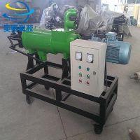 养鸡场粪便处理设备 上海固液分离机生产厂家