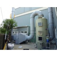 水喷淋废气净化器 喷淋塔 水喷淋工业废气塔喷淋设备