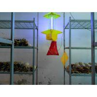 农业科技杀虫灯,绿色种植科技,频振诱控引诱技术