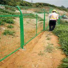 公园小区围栏网 圈山绿化防护网 贵阳框架护栏网直销
