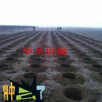 地砖挖坑机分多少种植型号规格