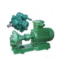 批量供应 304不锈钢KCB55齿轮泵 泊头金海