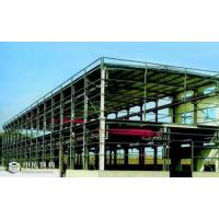 西北地区西安钢结构库房