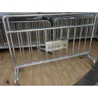 淄博出租不锈钢铁马护栏围栏(图)
