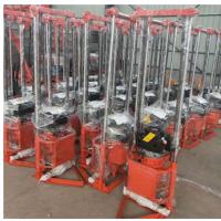供应轻便钻机SPP-单人手持式钻机岩芯钻机土样钻机