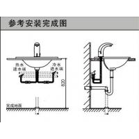 专业出售 上海洁博利出水嘴全铜感应式水龙头GBL-6150AD