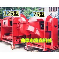 125型号谷子脱粒机 大豆打粒机生产厂家