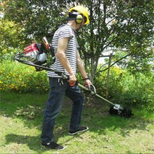 小型茶园松土机 家用小型割草机 汽油园林割灌机