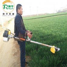 果园专用汽油旋耕机 肩背汽油机轻便割草机 润华牌小型旋耕机