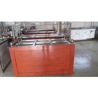 青岛生产油皮的设备酒店油皮机小型豆油皮机电气两用腐竹油皮机厂家免费培训