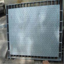 焊接钢格板 水沟盖板 污水处理厂格栅