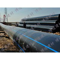 大口径DN800PE给水管_山东国标塑料给水管