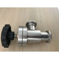 KF、CF、ISO手动、气动、电动高真空角阀