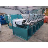 全自动大型商用核桃榨油机厂家 核桃仁压榨机械设备 赠送炒锅滤油机