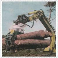 山东抓木器厂家供应日立120 五齿液压机械式夹具