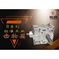 B系列标准工业齿轮箱江西