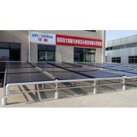 """""""太阳能+空气能""""采暖方案在办公楼项目的应用"""
