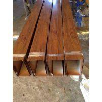 广州木纹铝方管天花吊顶厂家-专业生产各种规格铝方管天花