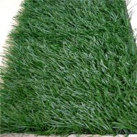 30mm军绿色加密装饰仿真草皮,高品质低价格的人造草坪厂家