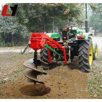 挖坑机报价 拖拉机植树挖坑机