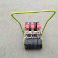 汽油手推施肥播种机 玉米追肥机 圣鲁制造