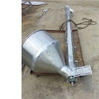 厂家定做螺旋提升机防尘 食品粉料螺旋提升机参数厂家直销抚州