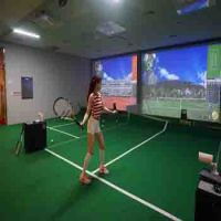 韩国进口模拟网球纯原装进口给您不一样的网球体验