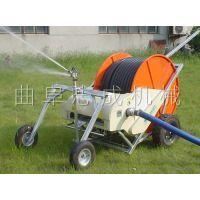 志成厂家直销绞盘式喷灌机农田节水灌溉机械运动场绿地灌溉