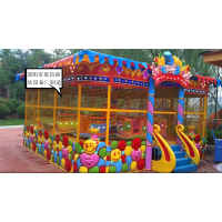 公园的游乐项目游乐设备的保养和维修