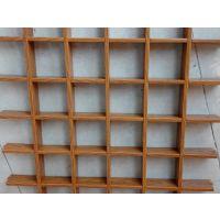 广东德普龙聚脂漆喷涂铝合金格栅天花吊顶系统价格合理欢迎选购