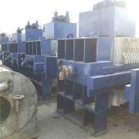 兴源400平方二手隔膜式压滤机厂家出售 规格齐全 二手隔膜式压滤机价格质量详情