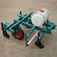 花生喷药覆膜施肥播种机 悬挂式花生播种机厂家 佳鑫果子覆膜机