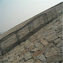 河道治理格宾网 格宾网挡土墙 防汛石笼网