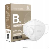 中科贝思达 新国标防雾霾口罩 防PM2.5油烟尾气粉尘 气阀呼吸更顺畅 B级 带阀