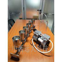 中西 六联全不锈钢溶液过滤器/实验室过滤器型号:BGL-6 库号:M192194