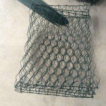 河道治理石笼网 热镀锌石笼网 格宾网图片