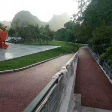 山东(交地)透水胶结料《》沂水县透水混凝土做法 海绵城市