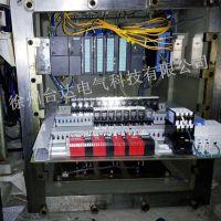 PLC成套控制柜 CPU自动化系统 可实现电机开关控制电气柜