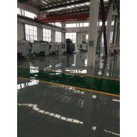 停车场专用环氧地坪东台-泰州环氧彩砂地坪