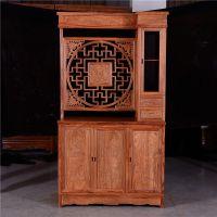 红木玄关-如金红木家具-古典中式家具