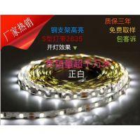 深圳新世彩光电供应1米60灯2835S形软灯带灯条