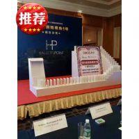 广州策划活动全新创意性多米诺启动台租赁趣味性骨牌推杆道具出租