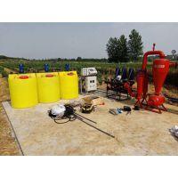 农业生产智能节水灌溉滴灌首部过滤智能比例施肥器
